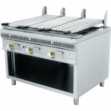 Barbacoa industrial royal grill modular PSI-120 Mainho