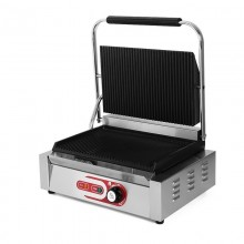 Grill Industrial Eléctrico Grande 430x365x210mm PG-812 Eutron