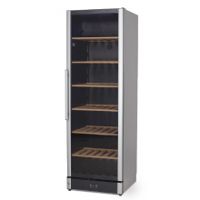 Armario Expositor Para Vinos 197 Botellas 595x595x1850mm WC 185 Eurofred