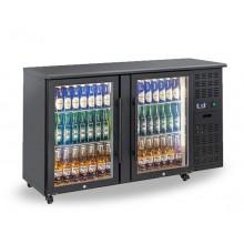 Botellero Frigorífico Industrial Con Ruedas 2085x535x860mm 500Ltr QBG300 Eurofred